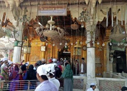 Ajmer dargah darshan