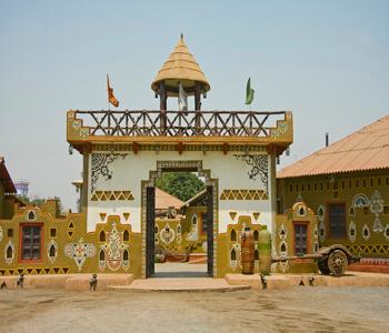 Chokhi Dhani Taxi