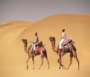 Jaisalmer to Sam Dunes